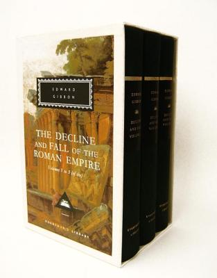 The Decline and Fall of the Roman Empire, Volumes 1 to 3 (of Six) - Gibbon, Edward, and Trevor-Roper, Hugh (Introduction by)
