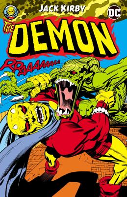The Demon by Jack Kirby -