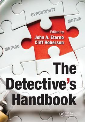 The Detective's Handbook - Eterno, John A. (Editor)