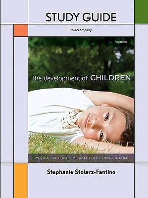 The Development of Children - Stolarz-Fantino, Stephanie