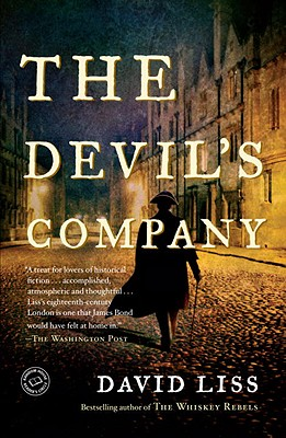 The Devil's Company - Liss, David