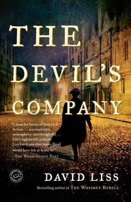 The Devil's Company - Liss, David