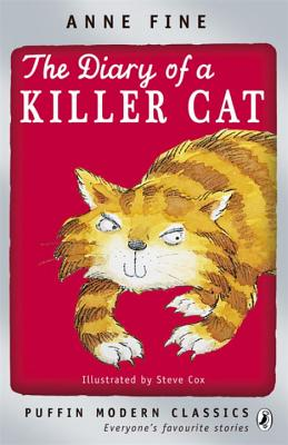 The Diary of a Killer Cat - Fine, Anne