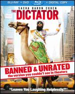 The Dictator [2 Discs] [Includes Digital Copy] [Blu-ray/DVD] [UltraViolet] - Larry Charles