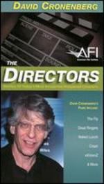 The Directors: David Cronenberg
