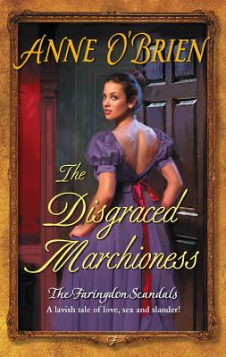 The Disgraced Marchioness - O'Brien, Anne