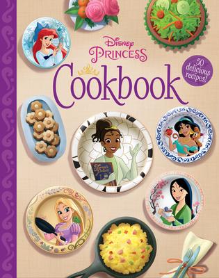 The Disney Princess Cookbook - Disney Books