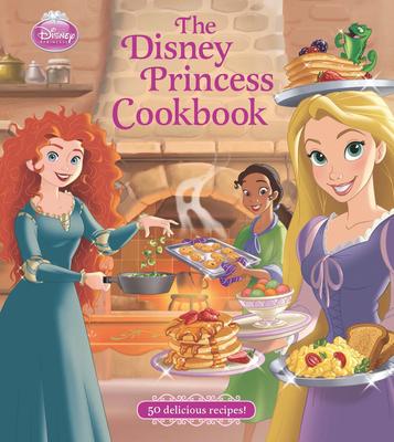The Disney Princess Cookbook - Disney Book Group