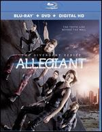 The Divergent Series: Allegiant [Blu-ray/DVD]