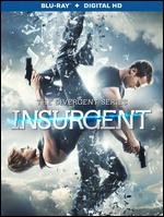 The Divergent Series: Insurgent [Includes Digital Copy] [Blu-ray] [Ultraviolet] - Robert Schwentke