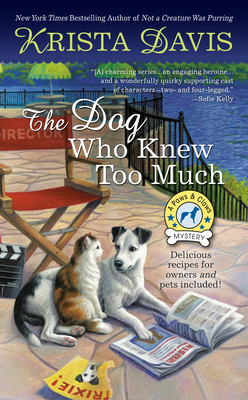 The Dog Who Knew Too Much - Davis, Krista