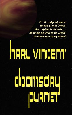 The Doomsday Planet - Vincent, Harl