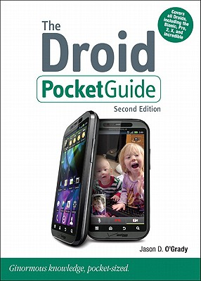 The Droid Pocket Guide - O'Grady, Jason D