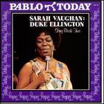The Duke Ellington Songbook, Vol. 2 - Sarah Vaughan