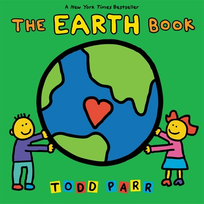 The Earth Book - Parr, Todd
