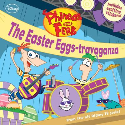 The Easter Eggs-Travaganza - Peterson, Scott, Dr., and Povenmire, Dan (Creator), and Marsh, Jeff (Creator)