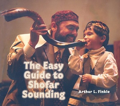 The Easy Guide to Shofar Sounding - Finkle, Arthur L