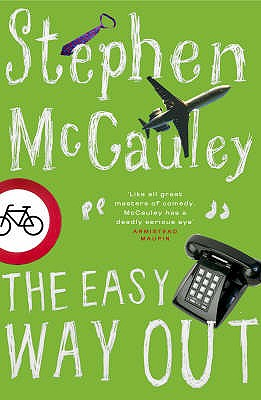The Easy Way Out - McCauley, Stephen