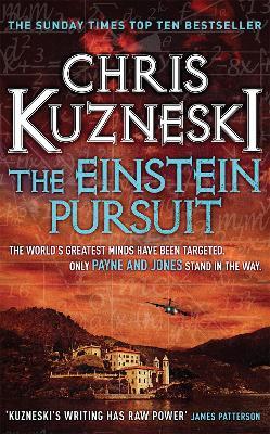 The Einstein Pursuit (Payne & Jones 8) - Kuzneski, Chris
