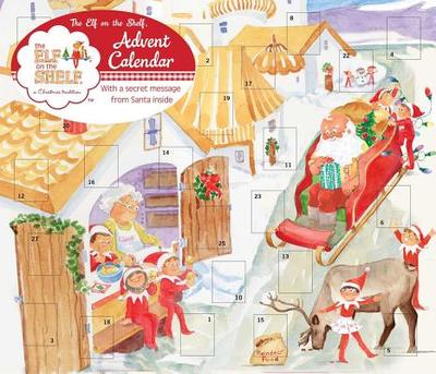 The Elf on the Shelf Advent Calendar - Universe Publishing