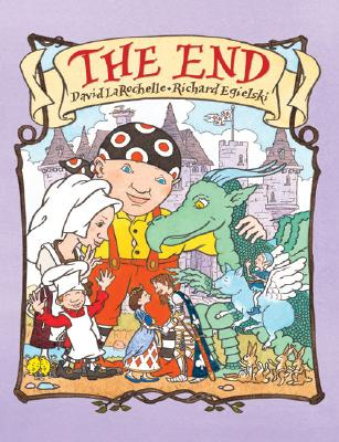 The End - LaRochelle, David