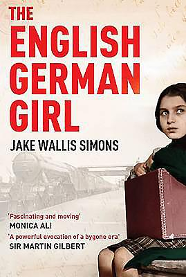 The English German Girl - Simons, Jake Wallis