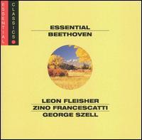 The Essential Beethoven - Adele Addison (soprano); Budapest Quartet; Donaldson Bell (baritone); Jane Hobson (mezzo-soprano); Lazar Berman (piano);...