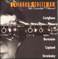 The Essential Clarinet - Richard Stoltzman (clarinet); Woody Herman & His Thundering Herd; London Symphony Orchestra
