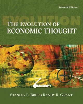 The Evolution of Economic Thought book by Stanley L Brue  26c013e9a6b