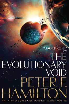 The Evolutionary Void - Hamilton, Peter F.