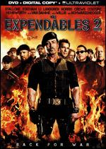 The Expendables 2 [Includes Digital Copy] [UltraViolet] - Simon West