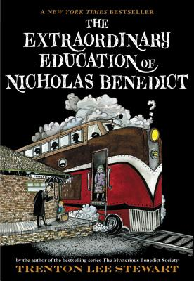 The Extraordinary Education of Nicholas Benedict - Stewart, Trenton Lee