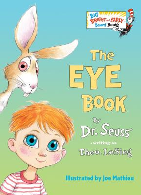 The Eye Book - Dr Seuss