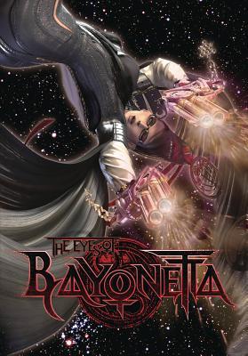The Eyes of Bayonetta: Art Book & DVD - Sega