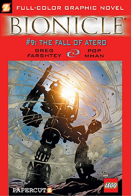 The Fall of Atero - Farshtey, Greg