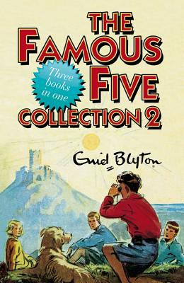 The Famous Five Collection 2: Books 4-6 - Blyton, Enid