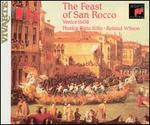 The Feast of San Rocco, Venice 1608