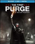 The First Purge [Includes Digital Copy] [Blu-ray/DVD] - Gerard McMurray