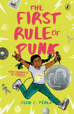 The First Rule Of Punk - Perez, Celia C.