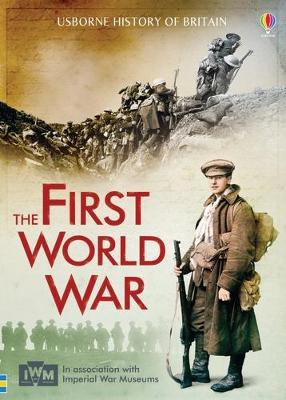 The First World War - Brook, Henry