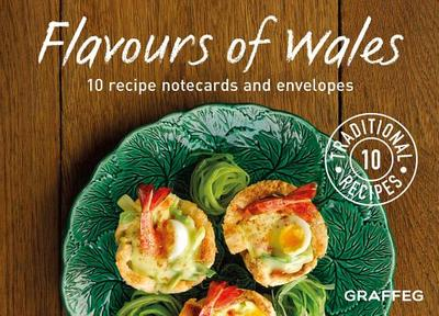 The Flavours of Wales Notecards - Davies, Gilli