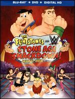The Flintstones and WWE: Stone Age SmackDown [Blu-ray]