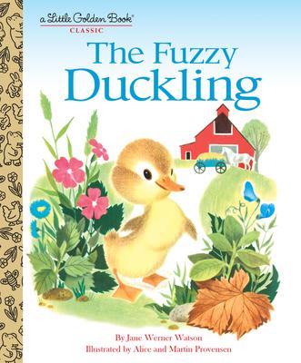 The Fuzzy Duckling - Werner Watson, Jane