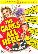 The Gang's All Here - Busby Berkeley