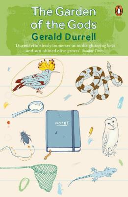 The Garden of the Gods - Durrell, Gerald