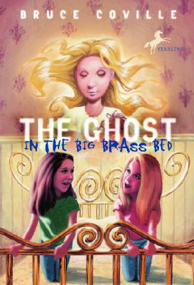 The Ghost in the Big Brass Bed - Coville, Bruce