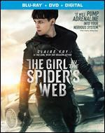 The Girl in the Spider's Web [Includes Digital Copy] [Blu-ray/DVD]