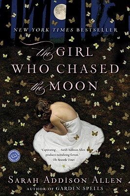 The Girl Who Chased the Moon - Allen, Sarah Addison