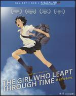 The Girl Who Leapt Through Time [Includes Digital Copy] [UltraViolet] [Blu-ray/2 DVD] [3 Discs]