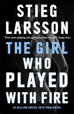 The Girl Who Played with Fire - Larsson, Stieg, and Wenner, Martin (Read by)